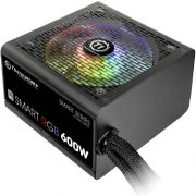 Thermaltake Smart RGB 600W PSU / PC voeding