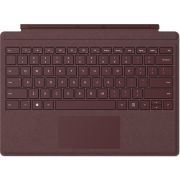 Microsoft Surface Pro Signature Type Cover Microsoft Cover port Bordeaux rood (AZERTY)