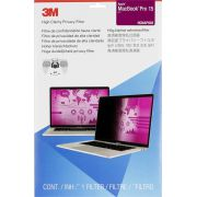 3M HCNAP002 privacy filter High Clarity v MacBook Pro 15