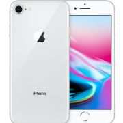 KPN Apple iPhone 8 Single SIM 4G 256GB Zilver