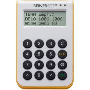 Reiner SCT cyberJack one Wit, Geel smart card reader