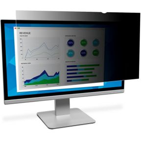"3M 7100119016 31.5"" Monitor Frameless display privacy filter"