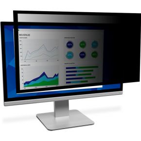"3M Privacy Filter 23.8"" Monitor Frameless display privacy filter"