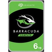 "Seagate HDD 3.5"" 6TB ST6000DM003 Barracuda"