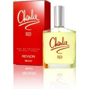 Revlon Charlie Red 100ml Vrouwen 100ml eau de toilette