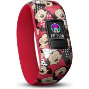 Garmin vivofit jr. 2 Minnie Mouse rood