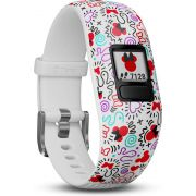 Garmin vivofit jr. 2 Minnie Mouse wit