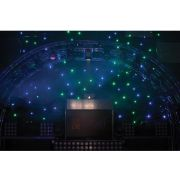 Led Starcloth I - In Flightcase - 128 Driekleurige Leds - 6 X 4m