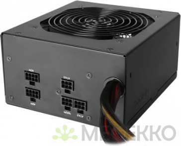 Antec EA650G Pro-EC 650W ATX Zwart power supply unit PSU / PC voeding