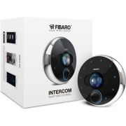 Fibaro Intercom 4MP Zwart, Wit intercomsysteem