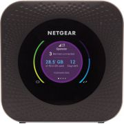 Netgear MR1100 Dual-band (2.4 GHz / 5 GHz) Gigabit Ethernet 3G 4G Zwart draadloze router