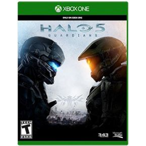 Microsoft Halo 5: Guardians for Xbox One Basis Xbox One Engels, Italiaans video-game
