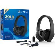 Sony Wireless 7.1 Headset (Gold Edition)