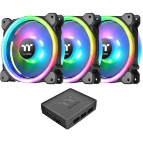 Thermaltake Riing Trio 12 RGB Fan TT Premium Edition (3-Fan Pack)