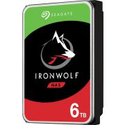 "Seagate HDD NAS 3.5"" 6TB ST6000VN001 Ironwolf"