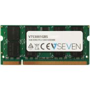 V7 V753001GBS 1GB DDR2 667MHz geheugenmodule