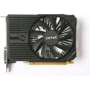 Zotac GeForce GTX 1050 Ti Mini GeForce GTX 1050 Ti 4GB GDDR5 Videokaart