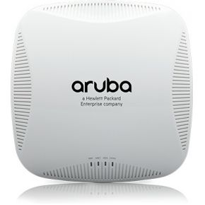 Aruba, a Hewlett Packard Enterprise company Instant IAP-215 1300Mbit/s Power over Ethernet (PoE) Gri