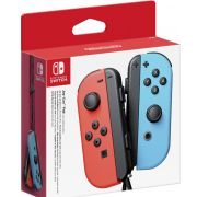 Nintendo Switch Joy-Con 2dlg set neon-rood/neon-blauw