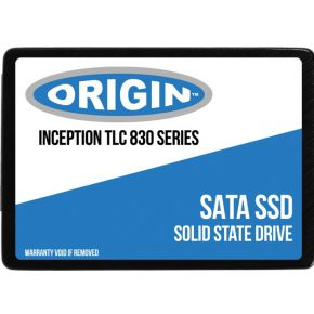 "Origin Storage 480GB 2.5"" SATA SATA solid state drive - [DELL-480TLC-NB66] SSD"