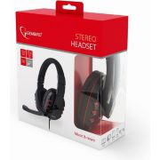 Gembird-Gaming-Headset-Zwart