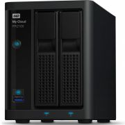 Western Digital My Cloud PR2100 NAS Desktop Ethernet LAN Zwart - [WDBBCL0200JBK-EESN]