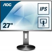 "AOC 27"" I2790PQU/BT Grijs Full-HD monitor"