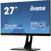 "iiyama ProLite B2791HSU-B1/27"" TN 1MS 27"" Full HD TN Mat Zwart computer monitor"