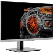 "HP EliteDisplay E243 23.8"" Full HD IPS Zwart, Zilver computer monitor"