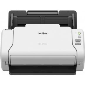 Brother ADS-2700W ADF scanner 600 x 600DPI A4 Zwart, Wit scanner