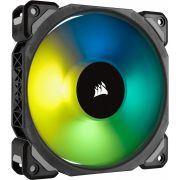 CORSAIR ML120 PRO RGB, 120mm Premium Magnetic Levitation RGB LED PWM Fan, Single Pack