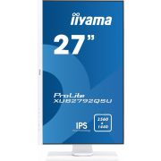 "iiyama ProLite XUB2792QSU-W1 27"" 2K Ultra HD IPS Mat Wit computer LED display monitor"