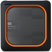 Western Digital My Passport 1000GB Wi-Fi Grijs externe SSD