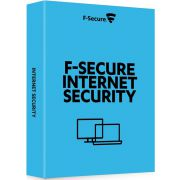 F-SECURE Internet Security 1jaar Meertalig