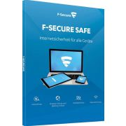 F-SECURE SAFE, 1 year, 1 device 1jaar - [FCFXAT1N001NC]