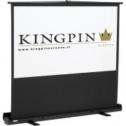"Kingpin Screens Pull Up Screen 73"" 16:9 projectiescherm"