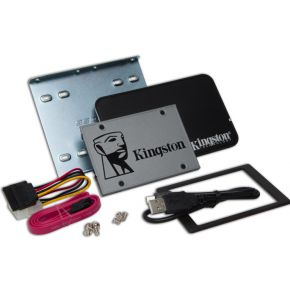 "Kingston Technology UV500 240GB Desktop/Notebook Upgrade Kit 240GB 2.5"" SATA III SSD"
