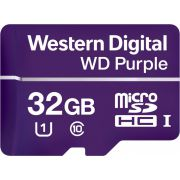 Western Digital Purple 32GB MicroSDHC Klasse 10 flashgeheugen