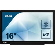 "AOC I1601FWUX 15.6"" Full-HD monitor"