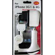 Technaxx iPod/Iphone 3GS/4G Accessoires Kit .3073.