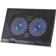 "Conceptronic Thana 02B 17"" Zwart notebook cooling pad"