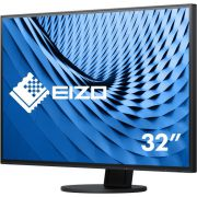 "EIZO FlexScan EV3285 LED display 80 cm (31.5"") 4K Ultra HD Flat Zwart monitor"