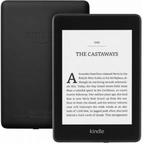 Amazon Kindle Paperwhite 32GB e-book reader Zwart