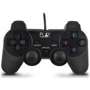 Eminent PL3330 game controller Gamepad PC Zwart