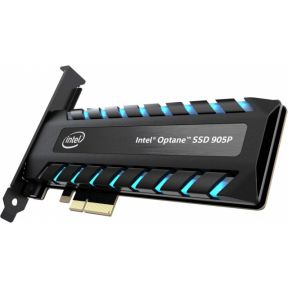Intel ® Optane© 905P Series (1.5TB, 1/2 Height PCIe x4, 20nm, 3D XPoint©) HHHL (CEM3.0) SSD