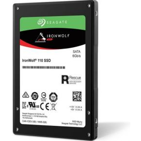 Seagate NAS 1,92TB SATA 6Gb/s 6,4cm 2,5Zoll Bauhöhe 7mm 3D TLC 24x7 IronWolf BLK internal solid SSD