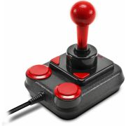 SPEEDLINK Competition Pro Extra Joystick Android,PC Zwart, Rood