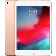 "Apple iPad mini A12 7.9"" Wifi+Cellular 256GB Goud (2019)"