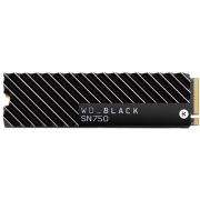 WD Black SN750 500GB Heatsink M.2 SSD