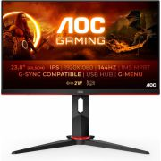 "AOC 24G2U/BK 24"" Full-HD 144Hz Gaming monitor"